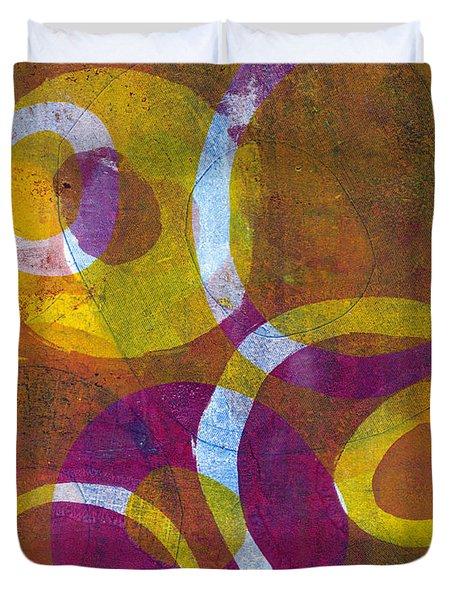 Cells 2 Duvet Cover