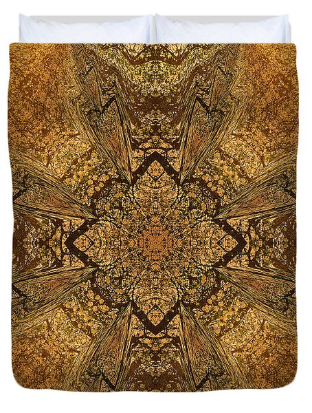 Celtic Mandala Abstract Duvet Cover