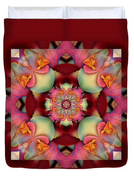 Centerpeace Duvet Cover by Bell And Todd