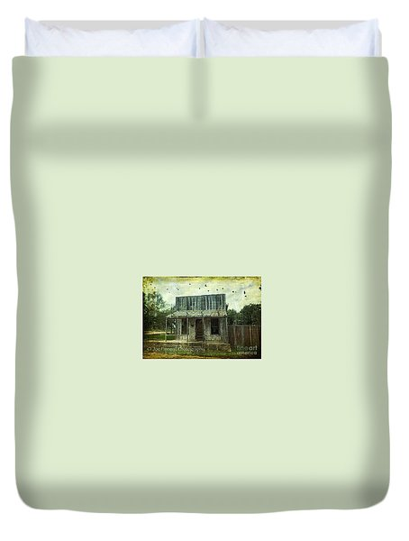 Duvet Cover featuring the photograph Central London - No.1127 by Joe Finney