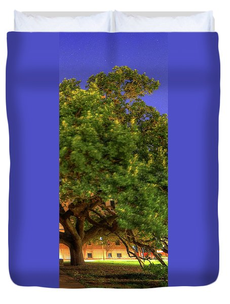 Century Tree Right Duvet Cover