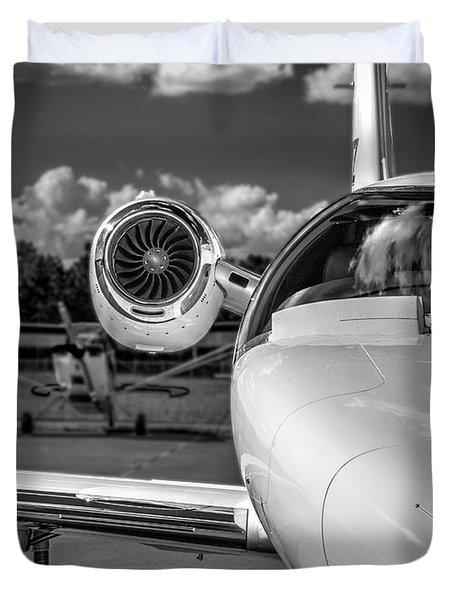 Cessna Citation Duvet Cover