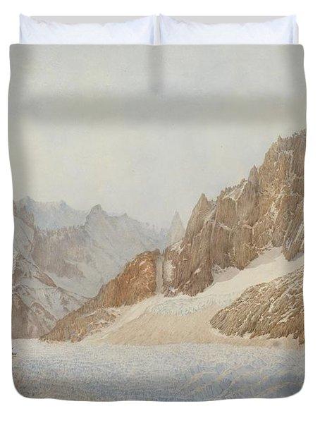 Chamonix Duvet Cover by SIL Severn