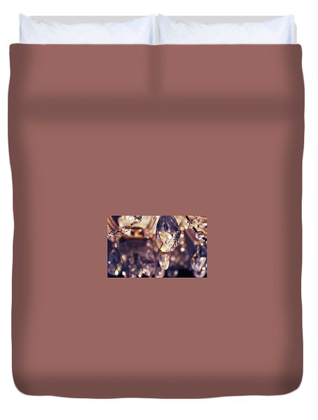 Chandelier Duvet Cover