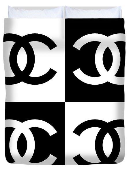 Chanel Design-5 Duvet Cover
