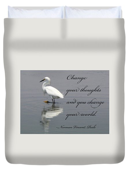 Change Duvet Cover