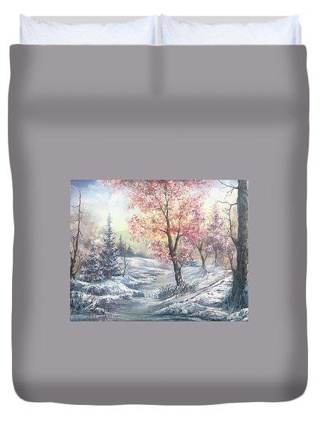 Change Of Seasons  Duvet Cover