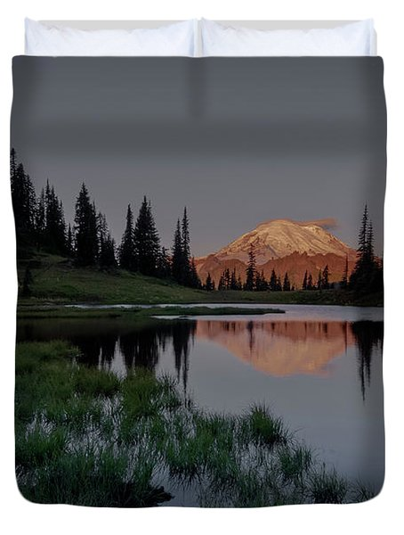 Changing Lights Duvet Cover