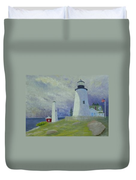 Changing Weather 2 Duvet Cover