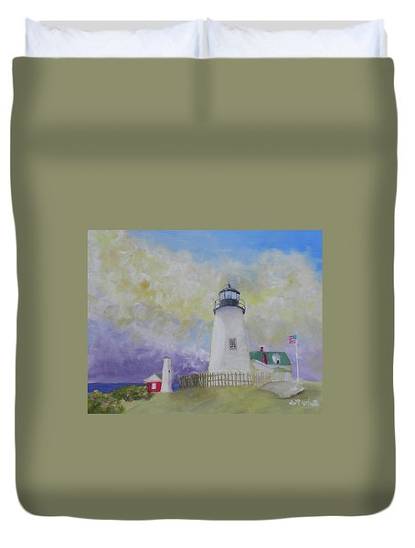 Changing Weather Beauty Duvet Cover