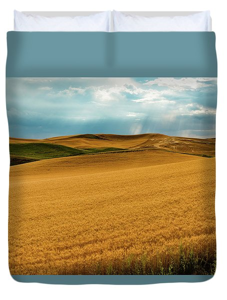 Changing Weather Duvet Cover