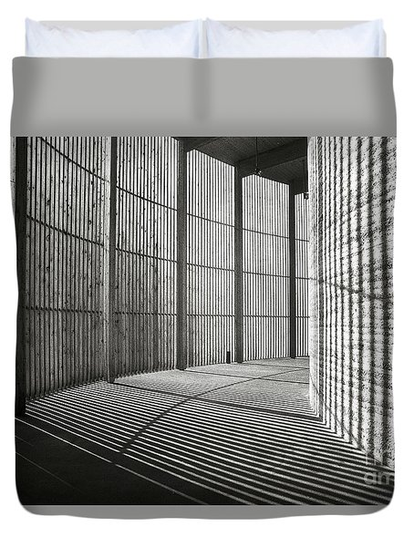 Chapel Of Reconciliation  Duvet Cover