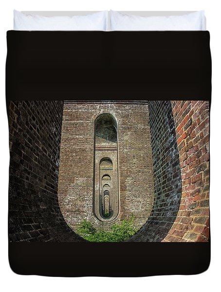 Chapel Viaduct Duvet Cover