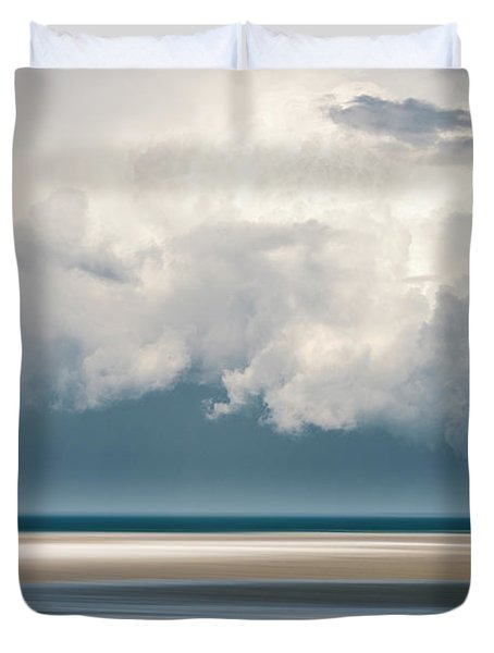 Chapin Beach 3 Duvet Cover