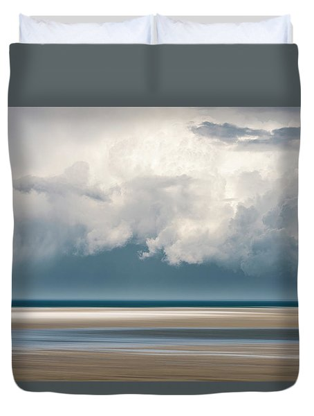 Chapin Beach 3 Duvet Cover
