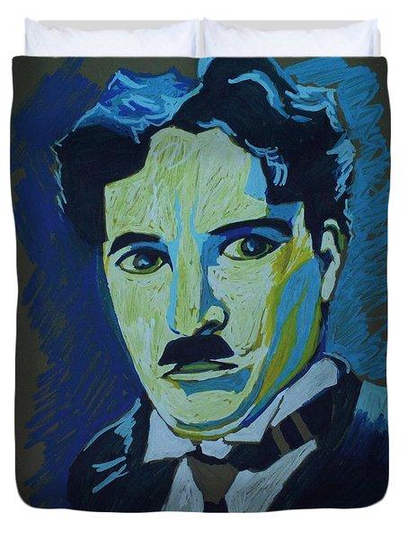 Chaplin Duvet Cover