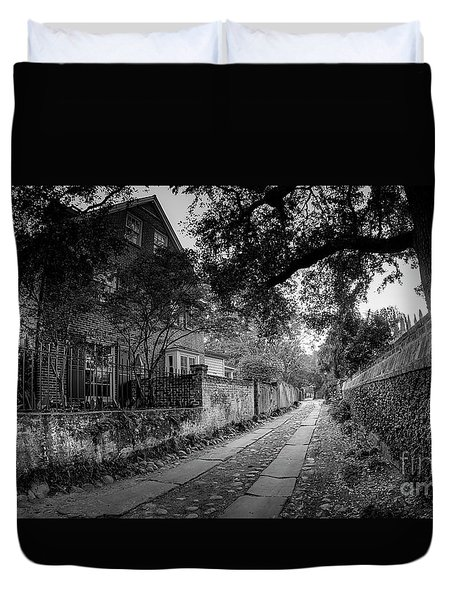 Charleston Ally Path Duvet Cover