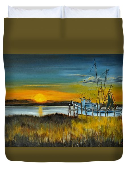 Charleston Low Country Duvet Cover