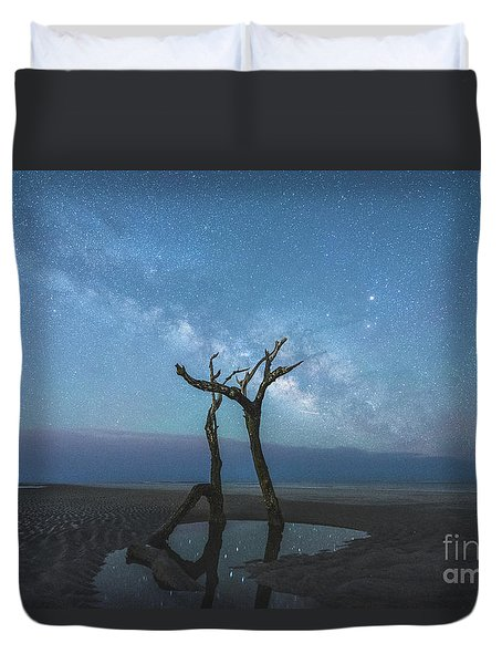 Charleston Milkyway Duvet Cover