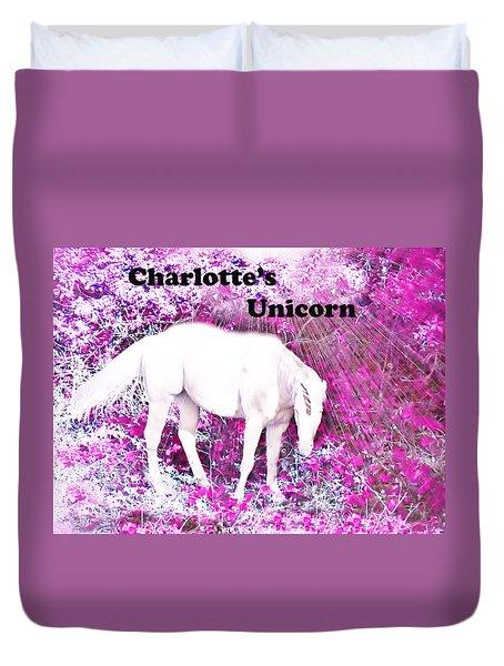 Charlotte2 Duvet Cover