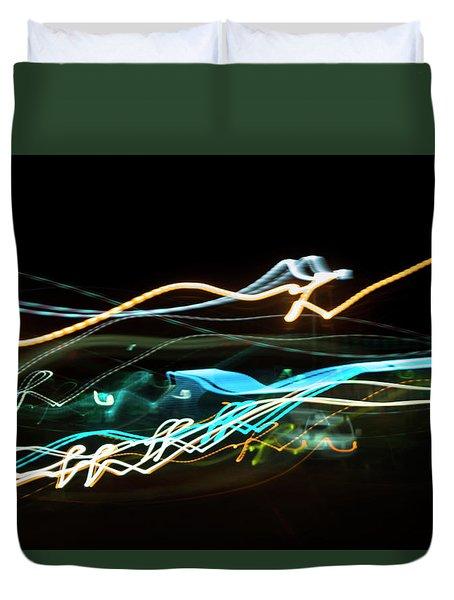 Chasing Cars Duvet Cover