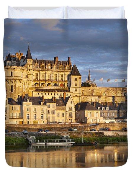 Chateau Amboise Duvet Cover