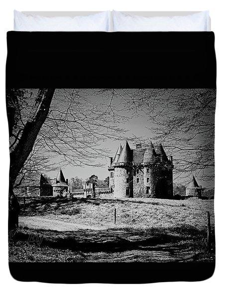 Chateau Du Landale Duvet Cover