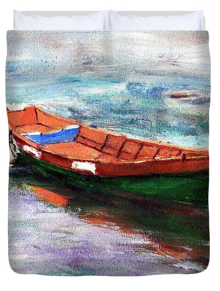 Cheapie Del Rio Duvet Cover
