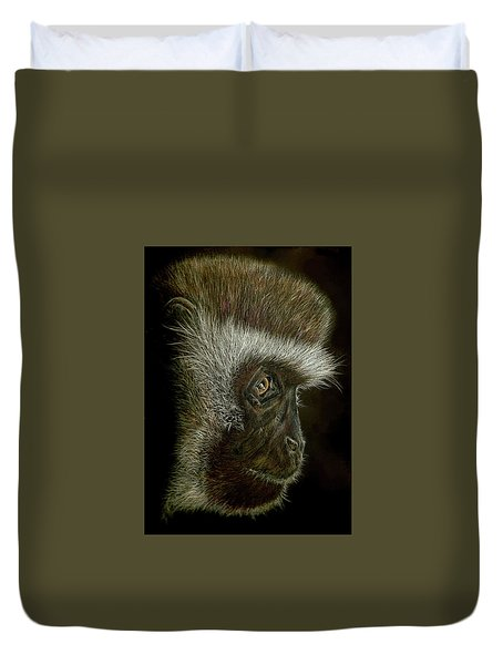 Cheeky Monkey Duvet Cover