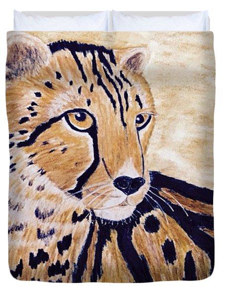 Cheeta Duvet Cover