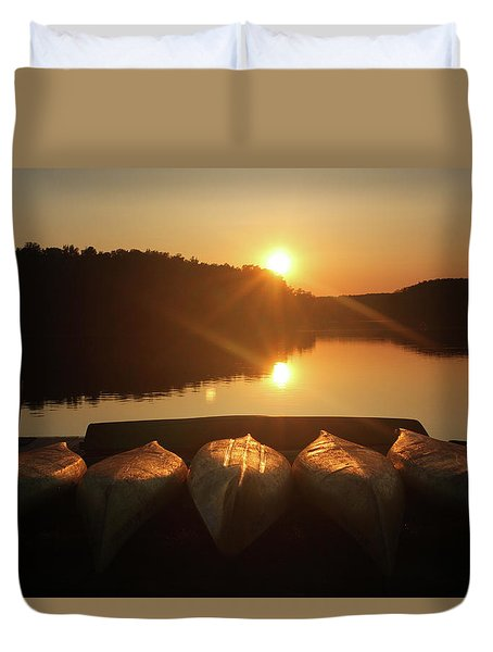 Cherish Your Visions Duvet Cover