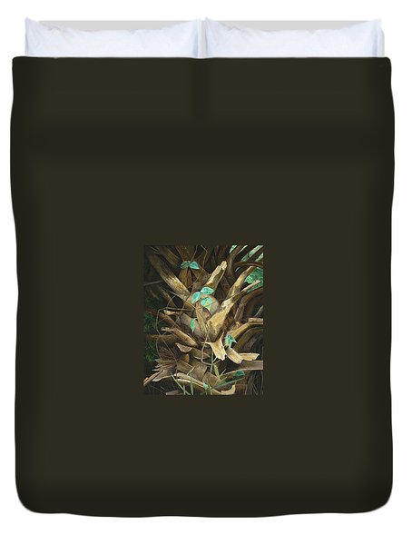 Cherished Boots Duvet Cover