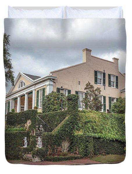 Cherokee House Natchez Ms Duvet Cover