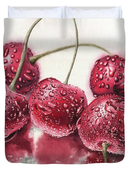 Cherryz Duvet Cover