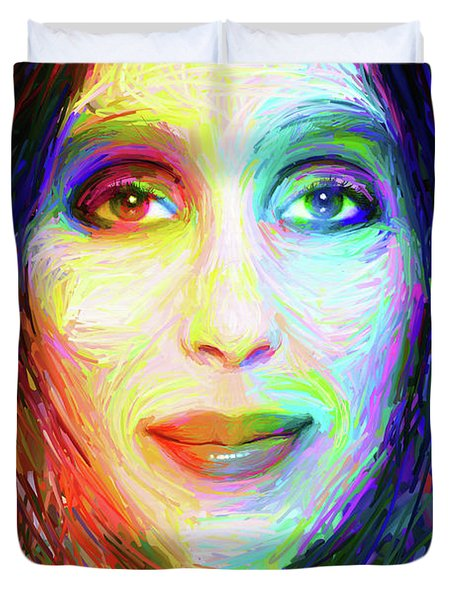 Cheryl Sarkisian Duvet Cover