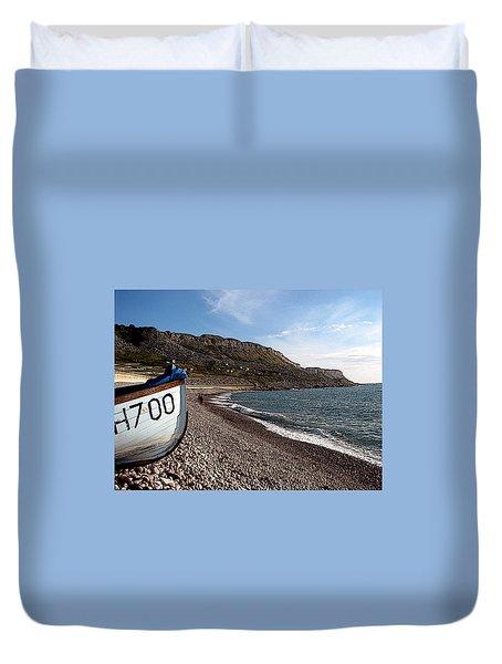 Chesil Cove Duvet Cover