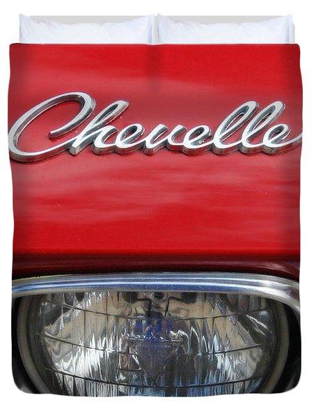 Chevelle Duvet Cover