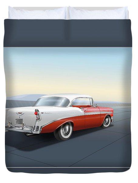 Chevrolet Bel Air Duvet Cover