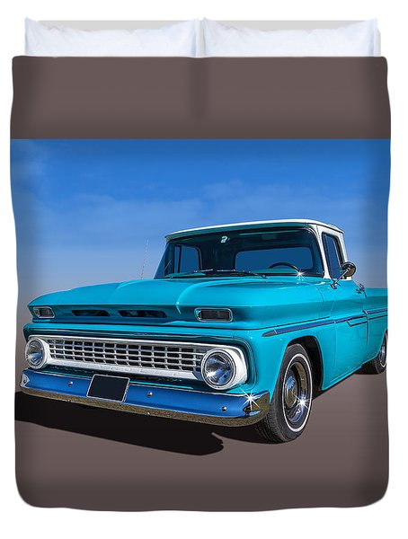 Chevrolet Pickup Duvet Cover