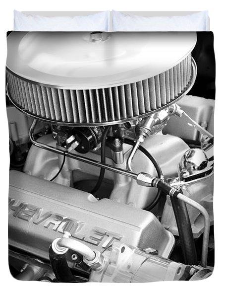 Chevy Power Duvet Cover