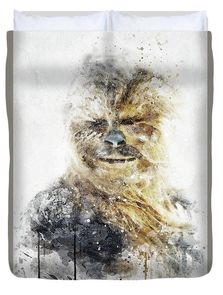 Chewbacca - Star Wars Duvet Cover