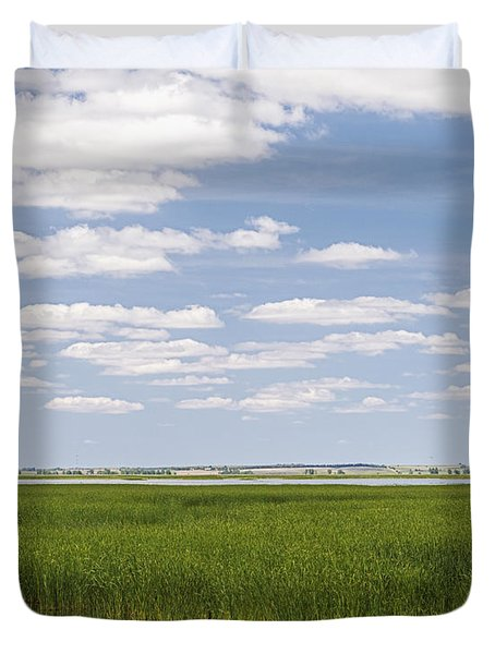 Cheyenne Bottoms Duvet Cover