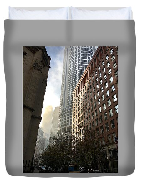 Chicago Light 2 Duvet Cover