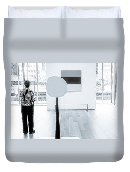 Chicago Mca 2014 Duvet Cover