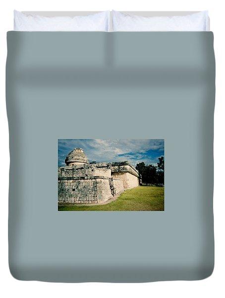 Chichen Itza 1 Duvet Cover