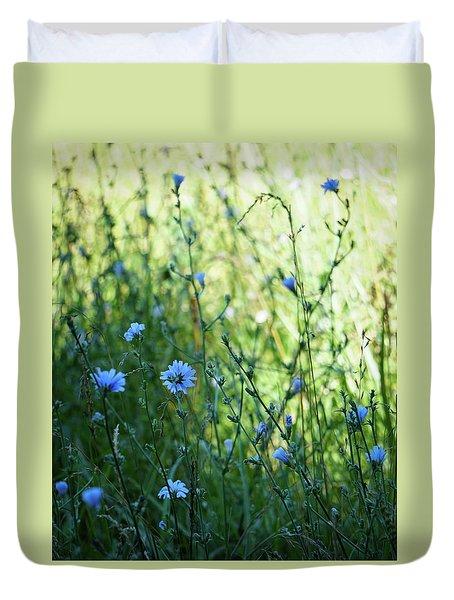 Chicory Mood Duvet Cover