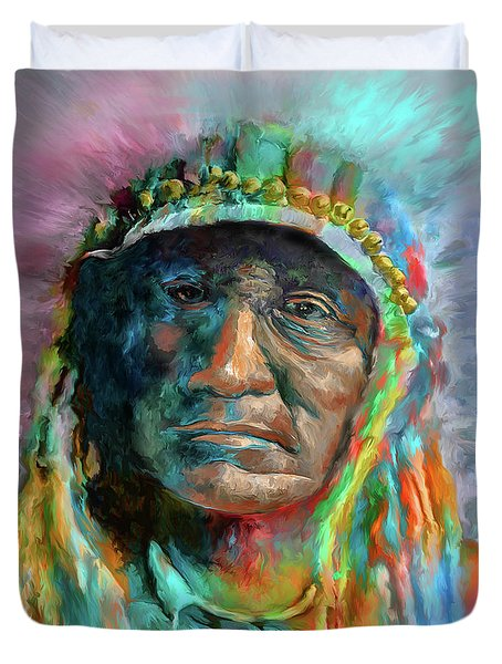 Chief 2 Duvet Cover