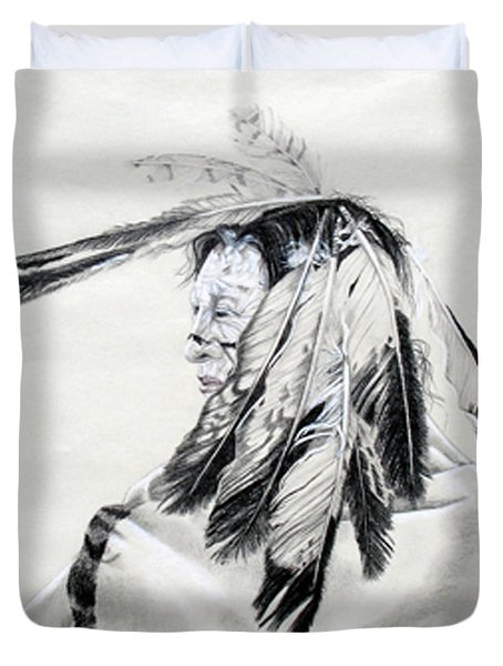 Chief Duvet Cover