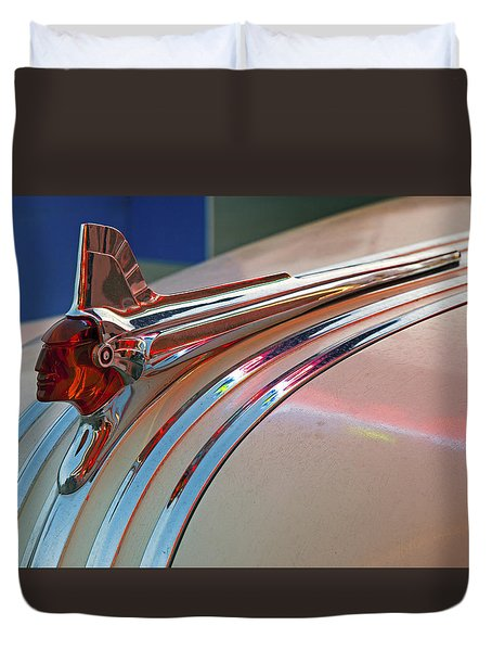 Chieftan Duvet Cover by Rick Pisio