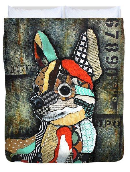 Chihuahua 2 Duvet Cover